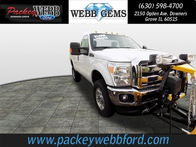 2016 F-250 Regular Cab 4x4, Ford Pickup #16T1726 - photo 5