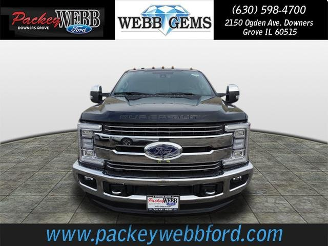 2017 F-350 Crew Cab DRW 4x4 Pickup #17T2361 - photo 3