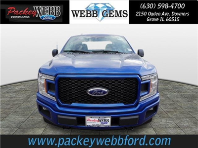 2018 F-150 Crew Cab 4x4 Pickup #18T1078 - photo 14