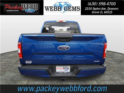 2018 F-150 Crew Cab 4x4 Pickup #18T1078 - photo 15