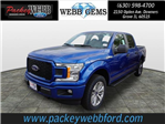 2018 F-150 Crew Cab 4x4 Pickup #18T1078 - photo 3