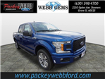 2018 F-150 Crew Cab 4x4 Pickup #18T1078 - photo 1