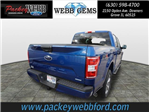 2018 F-150 Crew Cab 4x4 Pickup #18T1078 - photo 2