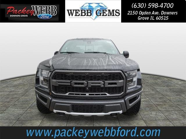 2018 F-150 Crew Cab 4x4 Pickup #18T1083 - photo 13