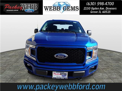 2018 F-150 Crew Cab 4x4 Pickup #18T1090 - photo 13