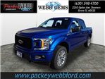 2018 F-150 Crew Cab 4x4 Pickup #18T1090 - photo 1