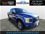 2018 F-150 Crew Cab 4x4 Pickup #18T1090 - photo 14