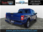 2018 F-150 Crew Cab 4x4 Pickup #18T1090 - photo 15