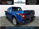 2018 F-150 Crew Cab 4x4 Pickup #18T1090 - photo 2
