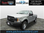 2018 F-150 Regular Cab 4x4 Pickup #18T1091 - photo 1