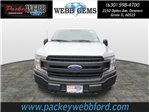 2018 F-150 Regular Cab 4x4 Pickup #18T1091 - photo 13
