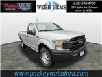 2018 F-150 Regular Cab 4x4 Pickup #18T1091 - photo 14