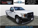 2018 F-150 Regular Cab Pickup #18T1108 - photo 4