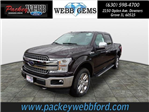 2018 F-150 Crew Cab 4x4 Pickup #18T1114 - photo 1