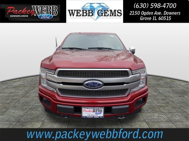 2018 F-150 Crew Cab 4x4 Pickup #18T1217 - photo 3