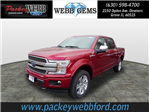 2018 F-150 Crew Cab 4x4 Pickup #18T1217 - photo 1