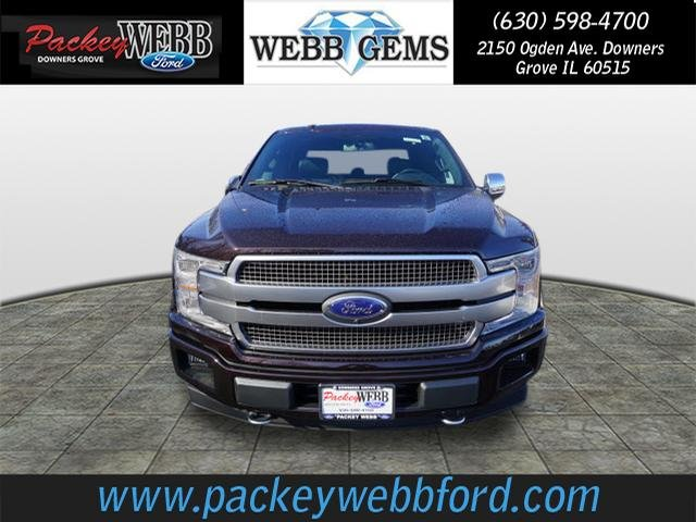 2018 F-150 Crew Cab 4x4 Pickup #18T1221 - photo 13