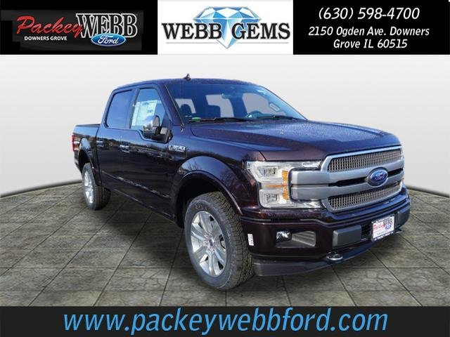 2018 F-150 Crew Cab 4x4 Pickup #18T1221 - photo 14