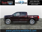 2018 F-150 Crew Cab 4x4 Pickup #18T1268 - photo 16