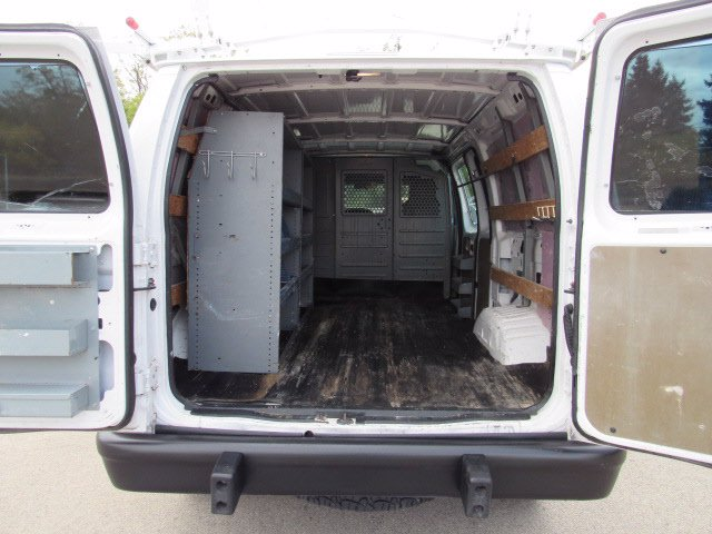 2012 Ford E-250 4x2, Upfitted Cargo Van #P4274 - photo 1