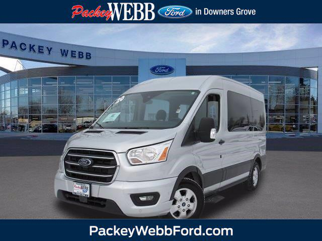 2020 Ford Transit 150 Med Roof 4x2, Passenger Wagon #P4435 - photo 1