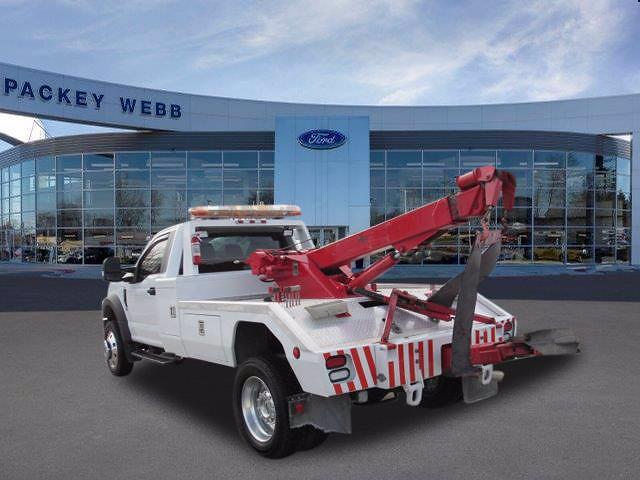 2020 Ford F-550 Regular Cab DRW 4x4, Wrecker Body #P4436 - photo 1