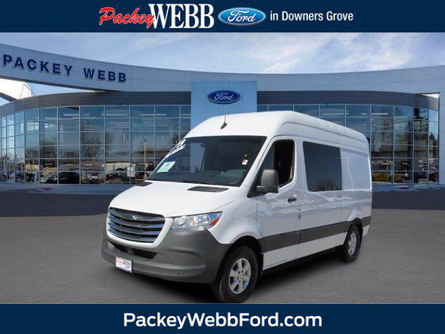 2019 Freightliner Sprinter 2500 4x2, Empty Cargo Van #P4492 - photo 1