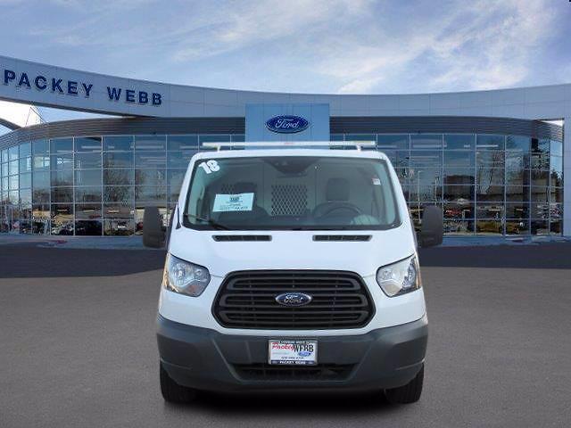 2018 Ford Transit 150 Low Roof 4x2, Empty Cargo Van #P5008 - photo 1