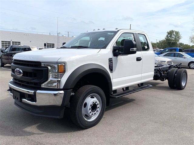 2020 Ford F-550 Super Cab DRW 4x2, Cab Chassis #202931 - photo 1