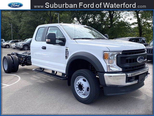 2020 Ford F-550 Super Cab DRW 4x2, Cab Chassis #202939 - photo 1