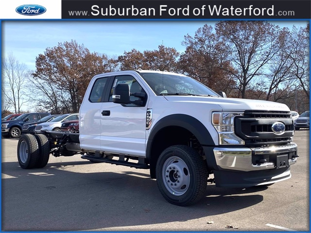 2020 Ford F-550 Super Cab DRW 4x4, Cab Chassis #203629 - photo 1