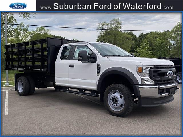 2020 Ford F-550 Super Cab DRW 4x4, Cab Chassis #203630 - photo 1
