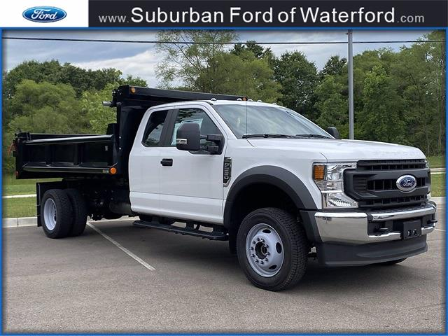 2020 Ford F-550 Super Cab DRW 4x4, Cab Chassis #203632 - photo 1