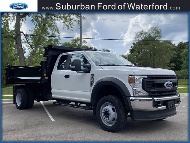 2020 Ford F-550 Super Cab DRW 4x4, Cab Chassis #203657 - photo 1