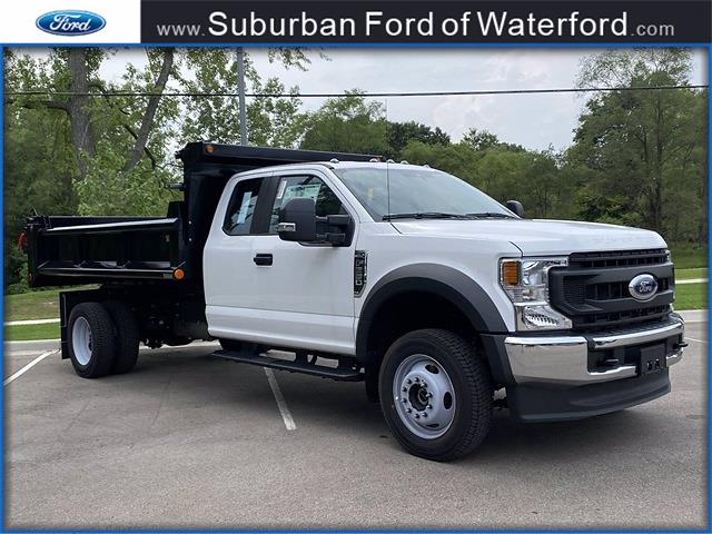 2020 Ford F-550 Super Cab DRW 4x4, Cab Chassis #203679 - photo 1