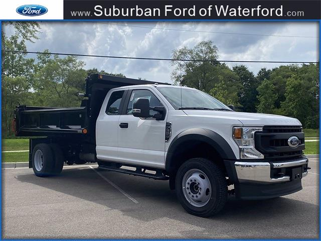 2020 Ford F-550 Super Cab DRW 4x4, Cab Chassis #203689 - photo 1