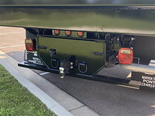 2021 F-550 Regular Cab DRW 4x4,  Galion 100U Dump Body #210293 - photo 12