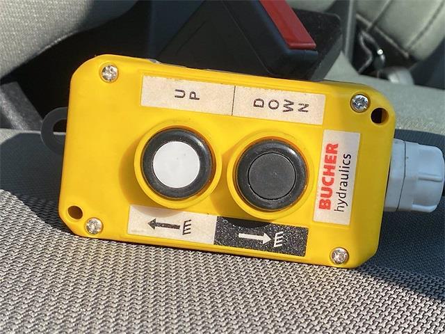 2021 F-550 Regular Cab DRW 4x4,  Galion 100U Dump Body #210293 - photo 18