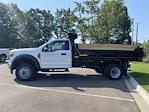 2021 F-550 Regular Cab DRW 4x4,  Galion 100U Dump Body #210293 - photo 6