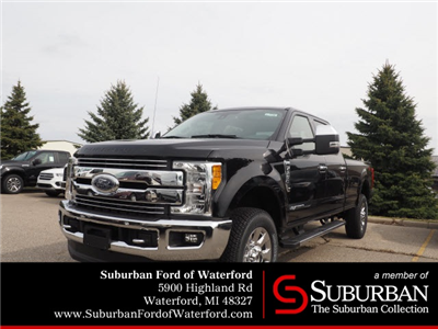 2017 F-250 Crew Cab 4x4 Pickup #IVV2296 - photo 1