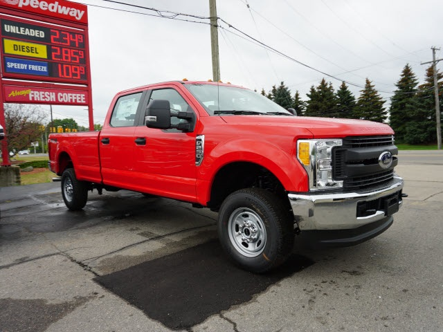 2017 F-250 Crew Cab 4x4 Pickup #IVV4789 - photo 4