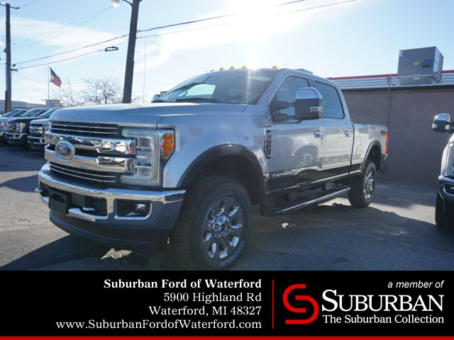 2017 F-350 Crew Cab 4x4, Pickup #IVV4927 - photo 1