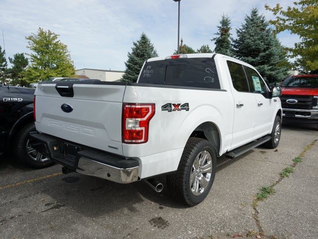 2018 F-150 Crew Cab 4x4 Pickup #IXX0072 - photo 6