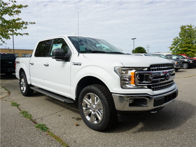 2018 F-150 Crew Cab 4x4 Pickup #IXX0072 - photo 4