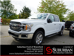 2018 F-150 Crew Cab 4x4 Pickup #IXX0072 - photo 1