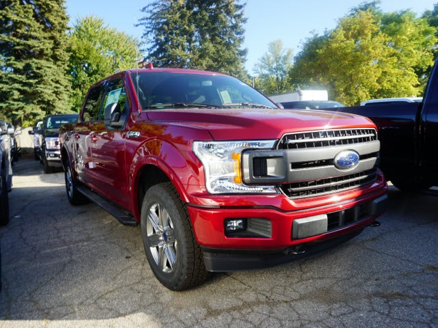 2018 F-150 Crew Cab 4x4 Pickup #IXX0140 - photo 4