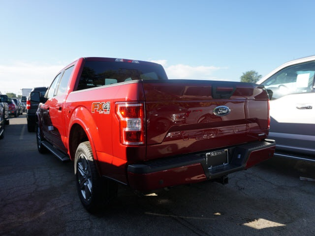 2018 F-150 Crew Cab 4x4 Pickup #IXX0140 - photo 2