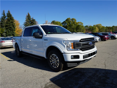 2018 F-150 Crew Cab 4x4 Pickup #IXX0189 - photo 4