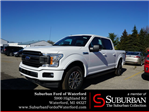 2018 F-150 Crew Cab 4x4 Pickup #IXX0189 - photo 1