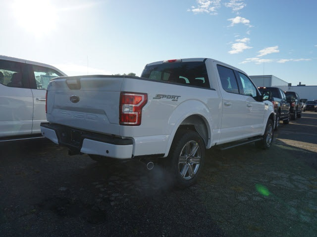 2018 F-150 Crew Cab 4x4 Pickup #IXX0213 - photo 6